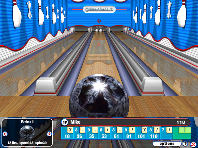 Gutterball 2 Screenshot 1