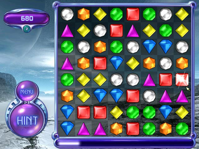 Bejeweled 2 large screenshot