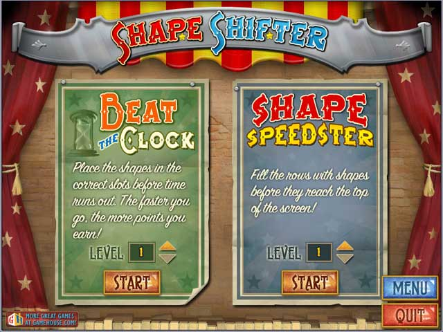 Shape Shifter large screenshot