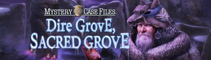 Mystery Case Files: Dire Grove, Sacred Grove screenshot