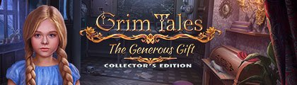 Grim Tales: The Generous Gift Collector's Edition screenshot