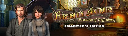 Faircroft's Antiques: Treasures of Treffenburg - Collector's Edition screenshot