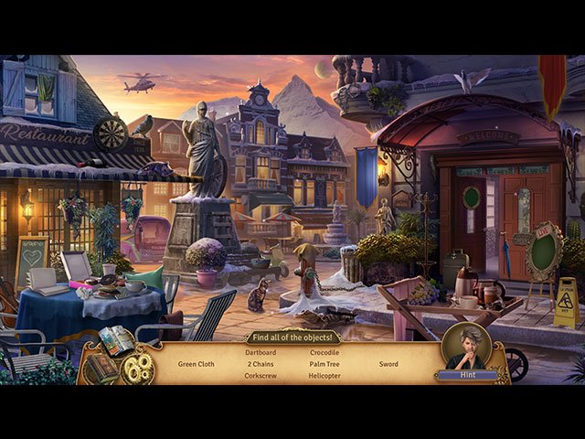 Faircroft's Antiques: Treasures of Treffenburg - Collector's Edition large screenshot