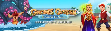 Gnomes Garden - Return Of The Queen Collector's Edition screenshot
