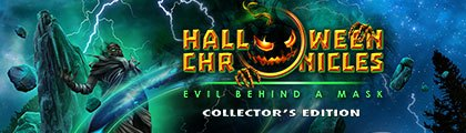 Halloween Chronicles: Evil Behind a Mask Collector's Edition screenshot
