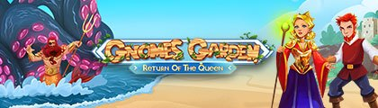 Gnomes Garden - Return Of The Queen screenshot