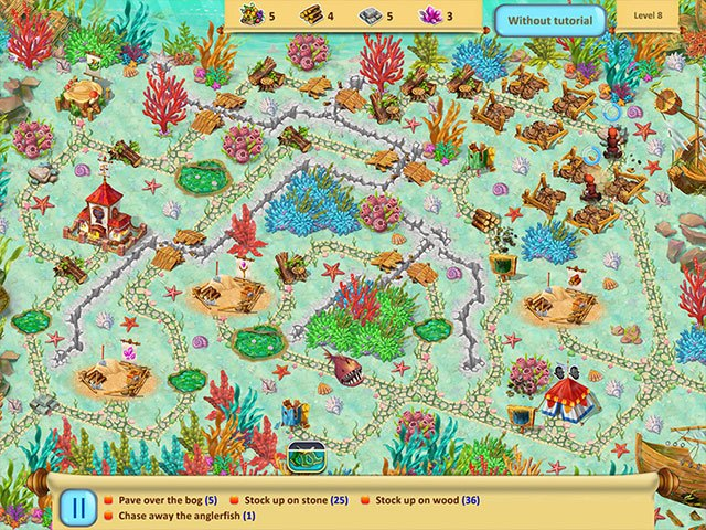 Gnomes Garden - Return Of The Queen large screenshot