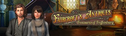 Faircroft's Antiques: Treasures of Treffenburg screenshot