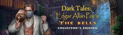 Dark Tales: Edgar Allan Poe's The Bells Collector's Edition screenshot