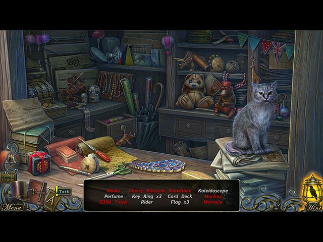 Dark Tales: Edgar Allan Poe's The Bells Collector's Edition large screenshot