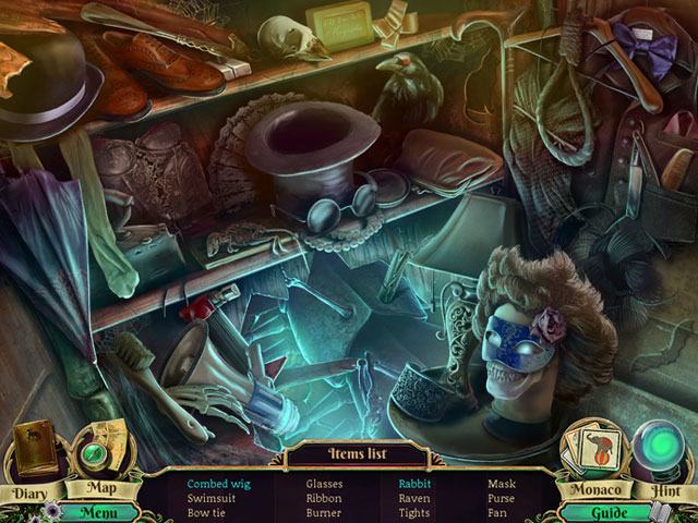 Dark Arcana: The Carnival Collector's Edition large screenshot