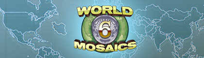 World Mosaics 6 screenshot