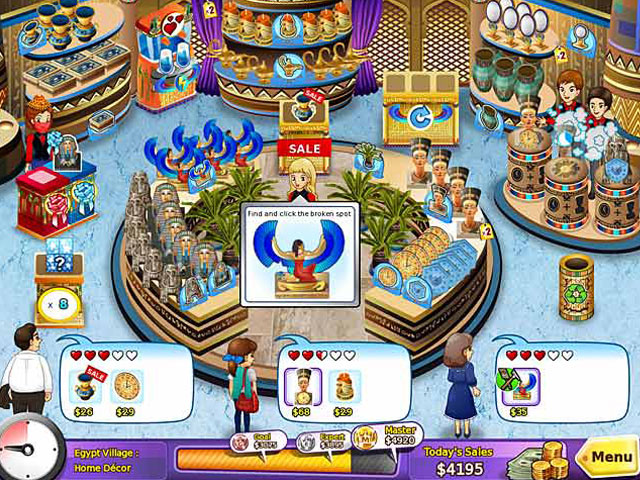 Shop-n-Spree: Shopping Paradise large screenshot