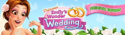 Delicious: Emily's Wonder Wedding Premium Edition screenshot