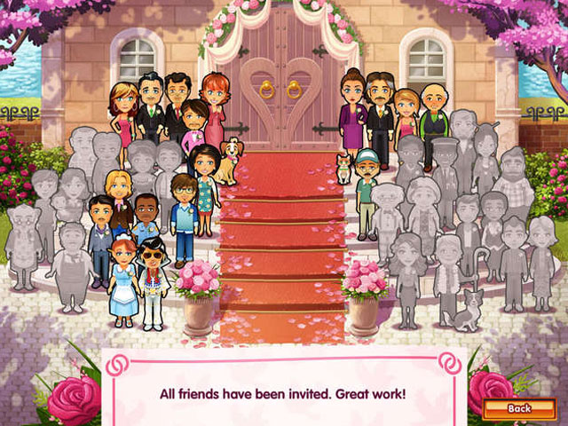 Delicious: Emily's Wonder Wedding Premium Edition Screenshot 1