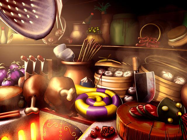 Fairy Tales: Iridescence Village Screen_2