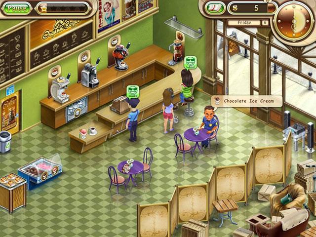 Jo's Dream: Organic Coffee Screenshot 1