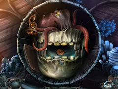 Nightmares from the Deep: The Cursed Heart Collector's Edition Screenshot 1