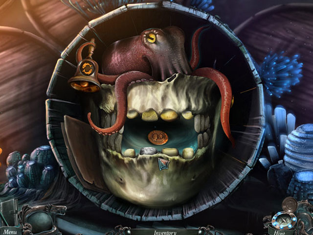Nightmares from the Deep: The Cursed Heart Collector's Edition large screenshot