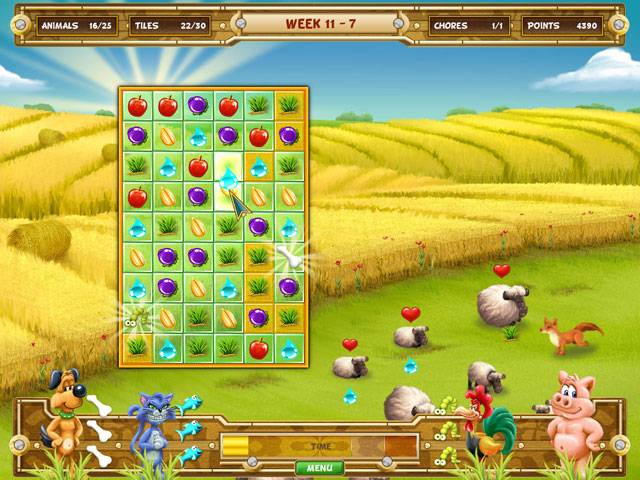 FarmQuest Screenshot 1