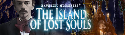 Haunting Mysteries: The Island of Lost Souls Premium Edition screenshot