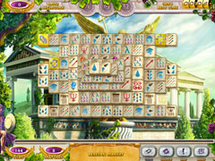 Mahjong Mysteries: Ancient Athena Screenshot 2