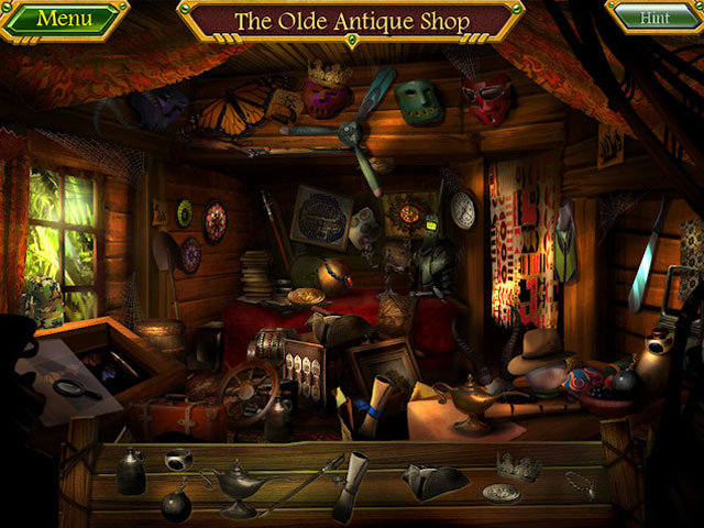 Arizona Rose and the Pirates' Riddles Screenshot 1