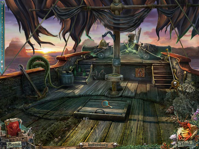 Secrets, seas, Adventure Games, Hidden Object, Games