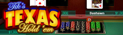 Texas Holdem screenshot