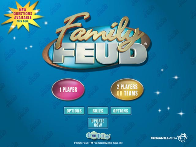 Family Feud [Old] Screenshot 1