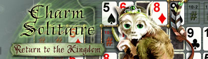 Charm Solitaire screenshot