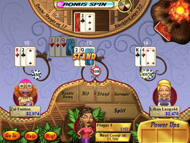 Casino Island To Go Screenshot 1