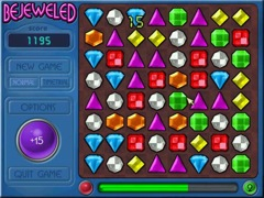 Bejeweled Screenshot 1
