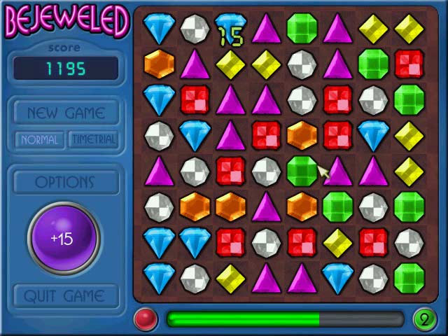 Bejeweled large screenshot