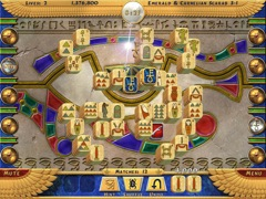 Luxor Mahjong Screenshot 2