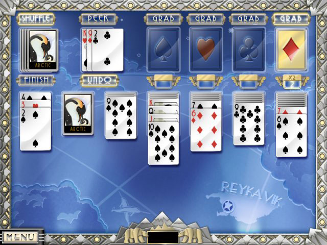World Class Solitaire Screenshot 1