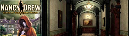 Nancy Drew Curse of Blackmoor Manor screenshot