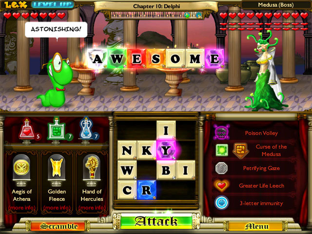 Bookworm Adventures Screenshot 1