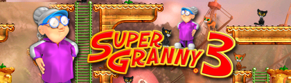 Super Granny 3 screenshot