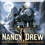 Nancy Drew Last Train to Blue Moon