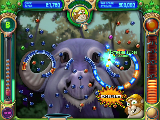 Peggle Screenshot 1