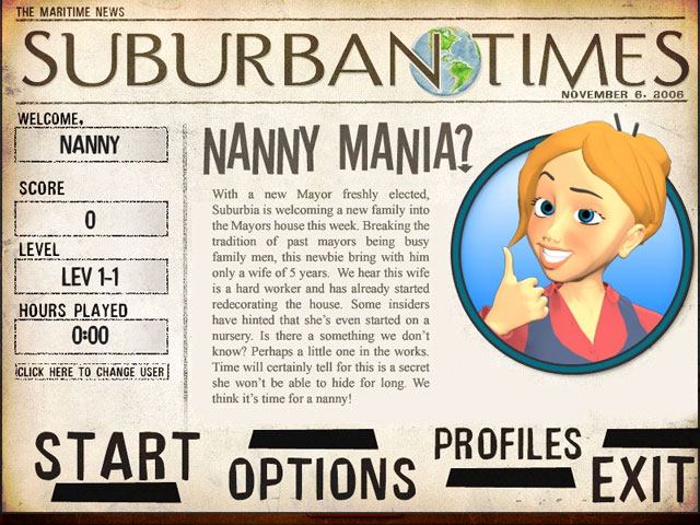 Nanny Mania large screenshot