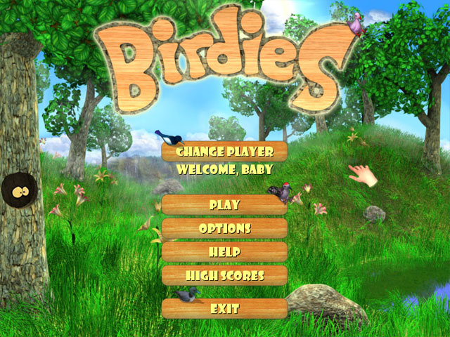 Birdies large screenshot