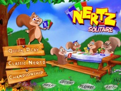 Nertz Solitaire Screenshot 1