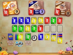 Nertz Solitaire Screenshot 2