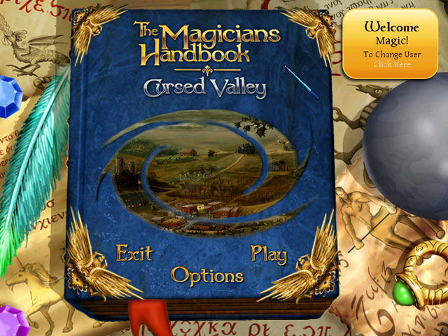 Magicians Handbook large screenshot