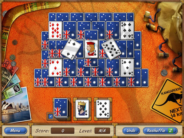 Solitaire Cruise large screenshot
