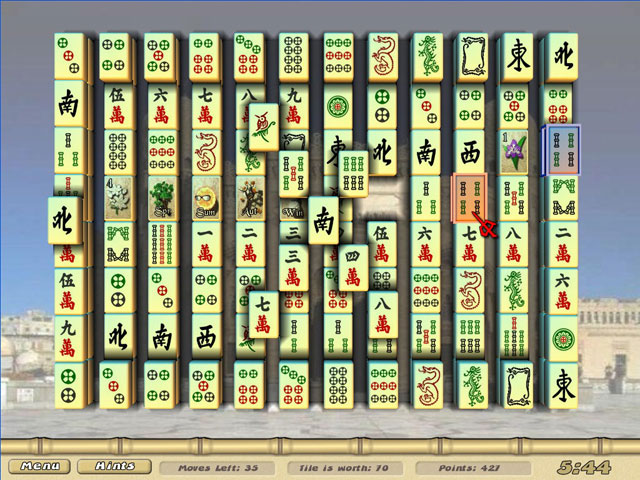 Mahjong Journey of Enlightenment large screenshot