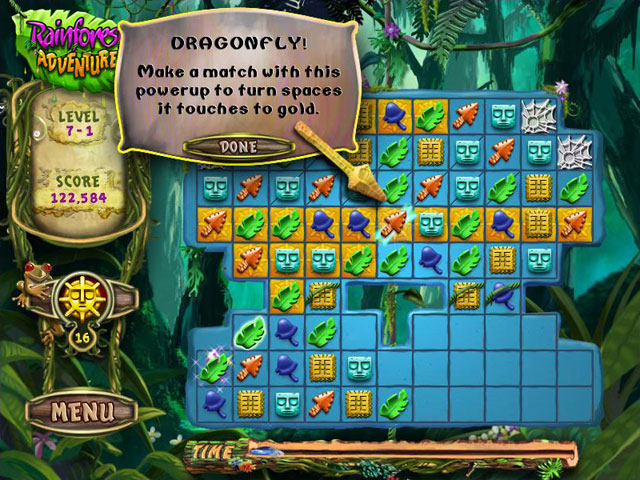 Rainforest Adventure large screenshot