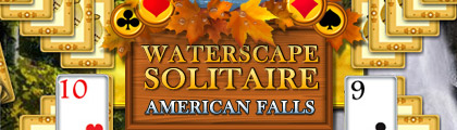 Waterscape Solitaire screenshot